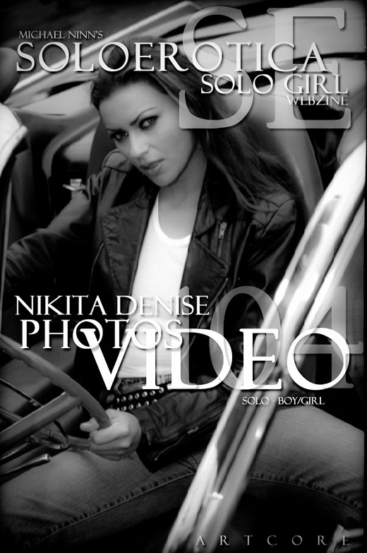 Nikita Denise - `SoloErotica #1379` - by Michael Ninn for MICHAELNINN ARCHIVES