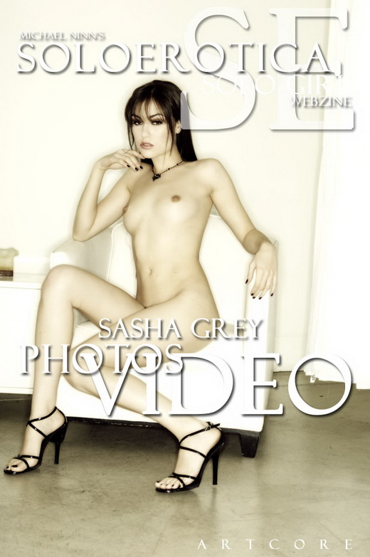 Sasha Grey - `SoloErotica #1386` - by Michael Ninn for MICHAELNINN ARCHIVES