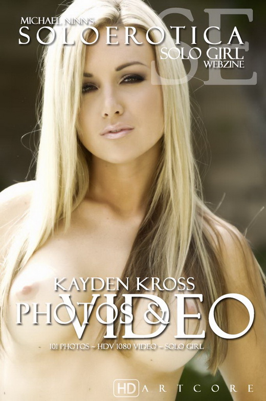 Kayden Kross - `SoloErotica #1387` - by Michael Ninn for MICHAELNINN ARCHIVES