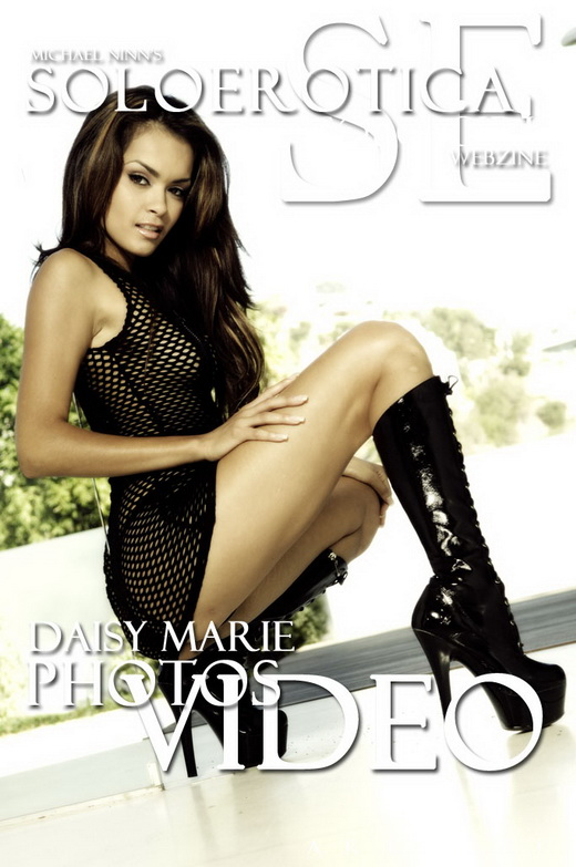 Daisy Marie - `SoloErotica #1388` - by Michael Ninn for MICHAELNINN ARCHIVES