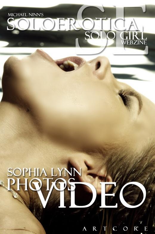 Sophia Lynn - `SoloErotica #1391` - by Michael Ninn for MICHAELNINN ARCHIVES
