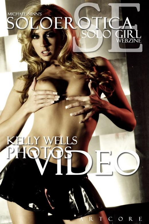 Kelly Wells - `SoloErotica #1393` - by Michael Ninn for MICHAELNINN ARCHIVES