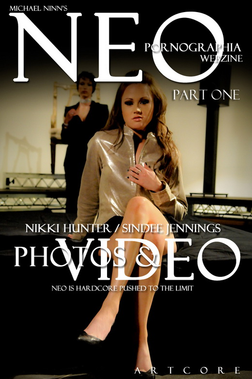 Nicki Hunter & Sindee Jennings - `NeoPornographia #146` - by Michael Ninn for MICHAELNINN ARCHIVES