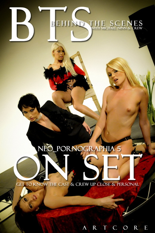 Bridgette B & Celeste Star & Jennifer Dark & Samantha Ryan & Sindee Jennings - `OnSet #1493` - by Michael Ninn for MICHAELNINN ARCHIVES