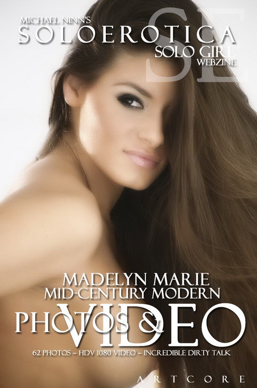 Madelyn Marie - `SoloErotica #1498` - by Michael Ninn for MICHAELNINN ARCHIVES