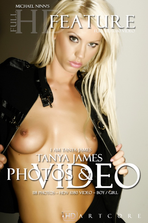 Tanya James - `Features #1506` - by Michael Ninn for MICHAELNINN ARCHIVES