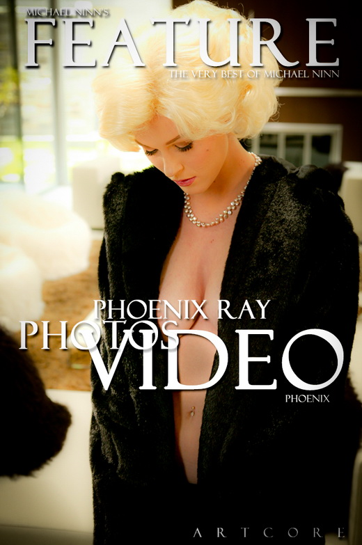 Phoenix Ray - `Features #376` - by Michael Ninn for MICHAELNINN ARCHIVES