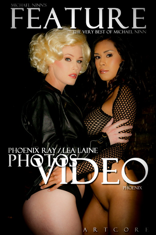 Phoenix Ray & Lea Laine - `Features #380` - by Michael Ninn for MICHAELNINN ARCHIVES