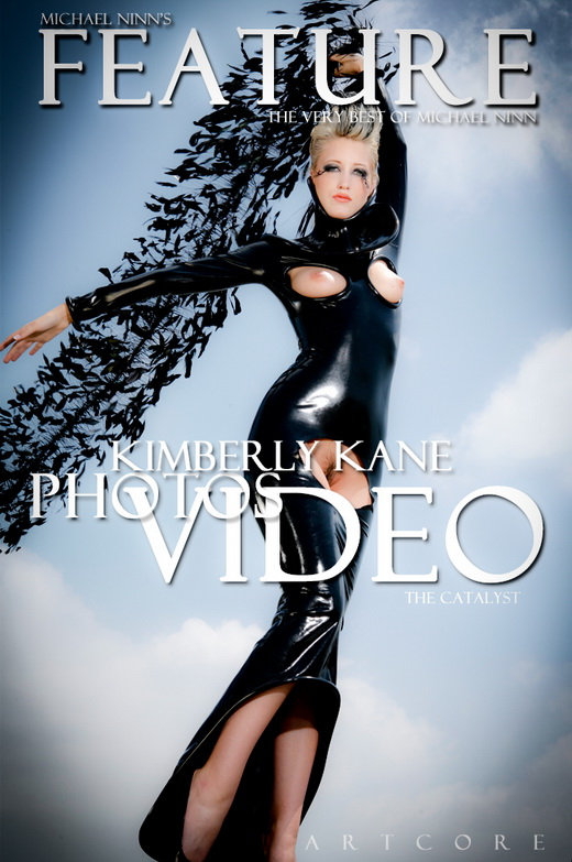 Kimberly Kane - `Features #386` - by Michael Ninn for MICHAELNINN ARCHIVES