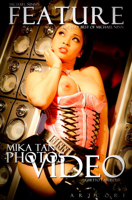 Mika Tan - `Features #420` - by Michael Ninn for MICHAELNINN ARCHIVES