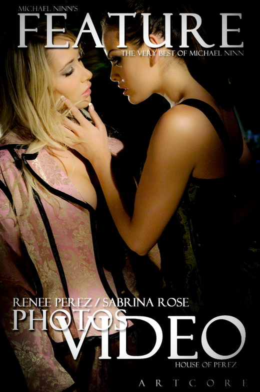Renee Perez & Sabrina Rose - `Features #452` - by Michael Ninn for MICHAELNINN ARCHIVES