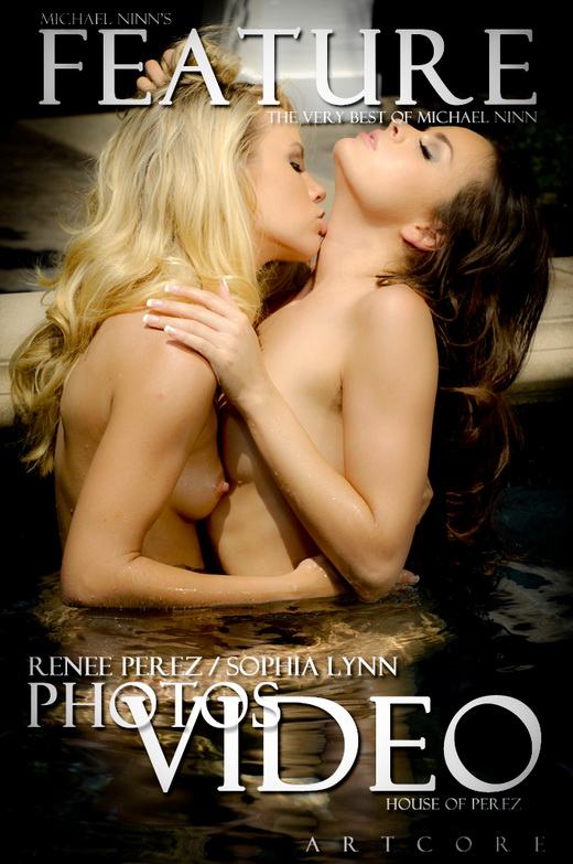 Renee Perez & Sophia Lynn - `Features #454` - by Michael Ninn for MICHAELNINN ARCHIVES