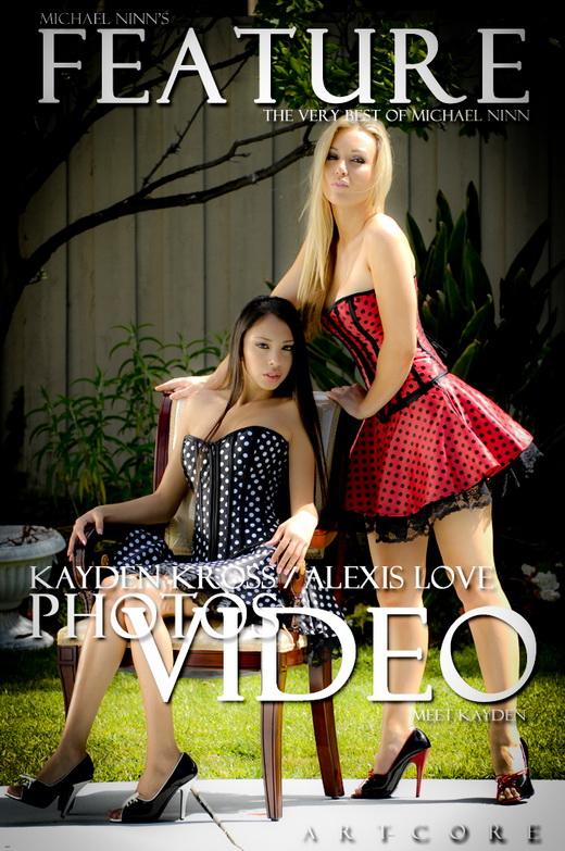 Alexis Love & Kayden Kross - `Features #482` - by Michael Ninn for MICHAELNINN ARCHIVES