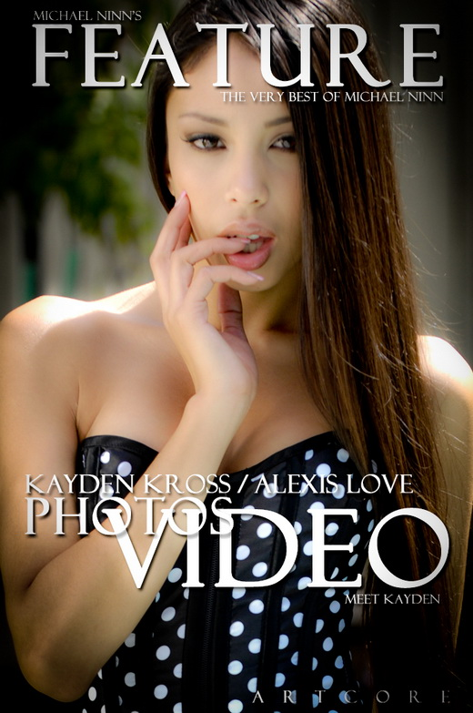 Alexis Love & Kayden Kross - `Features #483` - by Michael Ninn for MICHAELNINN ARCHIVES
