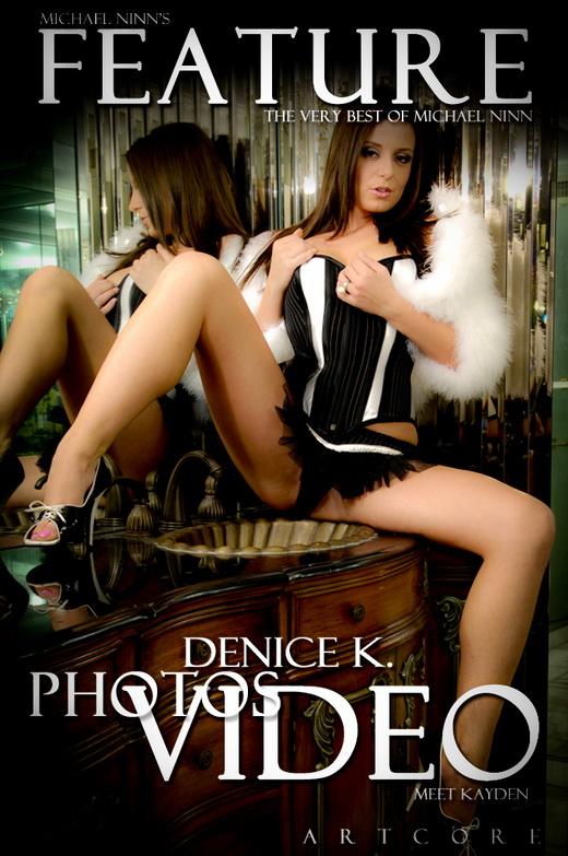 Denice K - `Features #486` - by Michael Ninn for MICHAELNINN ARCHIVES