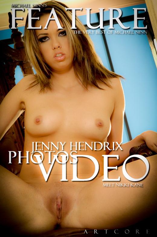 Jenny Hendrix & Sascha - `Features #504` - by Michael Ninn for MICHAELNINN ARCHIVES