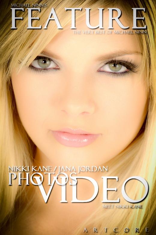 Jana Jordan & Nikki Kane - `Features #506` - by Michael Ninn for MICHAELNINN ARCHIVES
