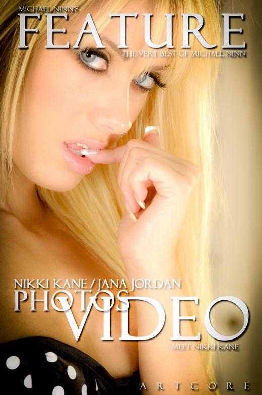 Jana Jordan & Nikki Kane - `Features #507` - by Michael Ninn for MICHAELNINN ARCHIVES