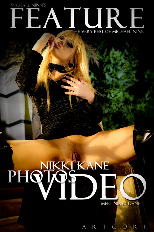 Nikki Kane - `Features #510` - by Michael Ninn for MICHAELNINN ARCHIVES