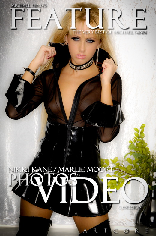 Marlie Moore & Nikki Kane - `Features #518` - by Michael Ninn for MICHAELNINN ARCHIVES