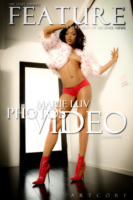 Marie Luv - `Features #519` - by Michael Ninn for MICHAELNINN ARCHIVES