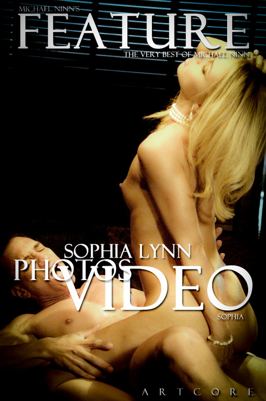 Sophia Lynn - `Features #524` - by Michael Ninn for MICHAELNINN ARCHIVES
