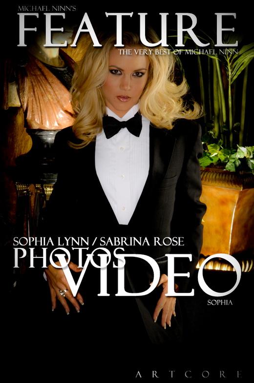 Sabrina Rose & Sophia Lynn - `Features #525` - by Michael Ninn for MICHAELNINN ARCHIVES