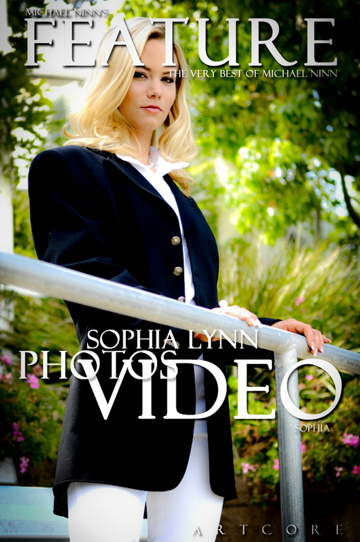Sophia Lynn - `Features #528` - by Michael Ninn for MICHAELNINN ARCHIVES