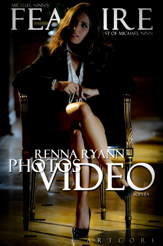 Renna Ryann - `Features #533` - by Michael Ninn for MICHAELNINN ARCHIVES