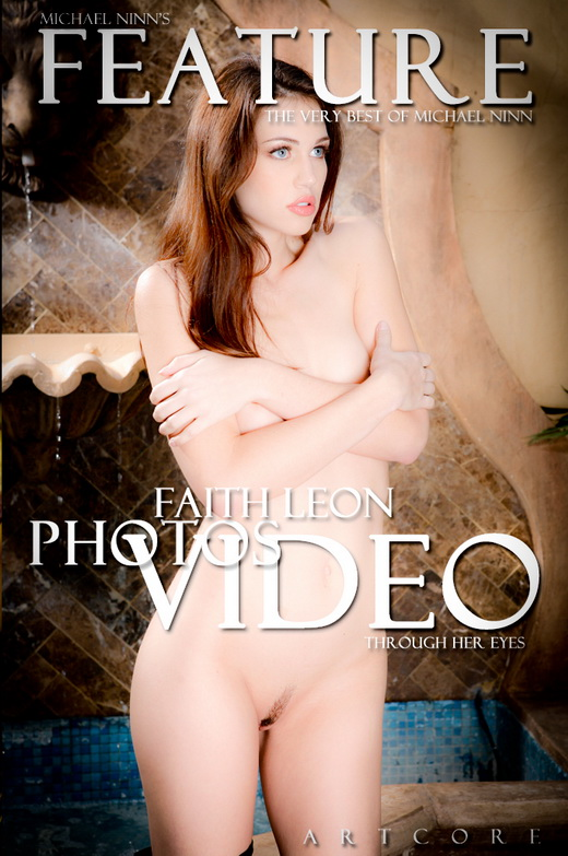 Faith Leon - `Features #535` - by Michael Ninn for MICHAELNINN ARCHIVES