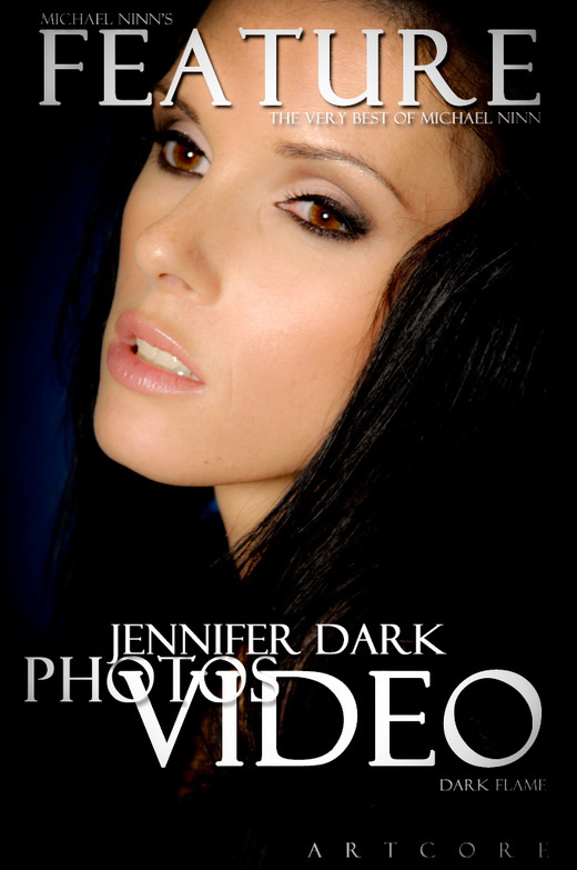Jennifer Dark & Renee Perez - `Features #558` - by Michael Ninn for MICHAELNINN ARCHIVES