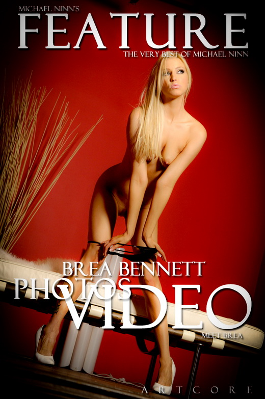 Brea Bennett - `Features #584` - by Michael Ninn for MICHAELNINN ARCHIVES