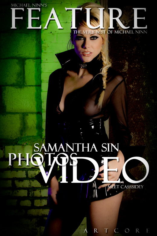 Samantha Sin - `Features #587` - by Michael Ninn for MICHAELNINN ARCHIVES
