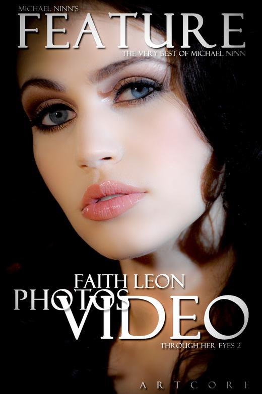 Faith Leon - `Features #597` - by Michael Ninn for MICHAELNINN ARCHIVES