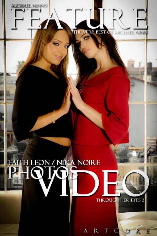 Faith Leon & Nika Noire - `Features #601` - by Michael Ninn for MICHAELNINN ARCHIVES