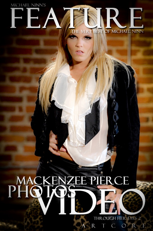 MacKenzee Pierce - `Features #603` - by Michael Ninn for MICHAELNINN ARCHIVES