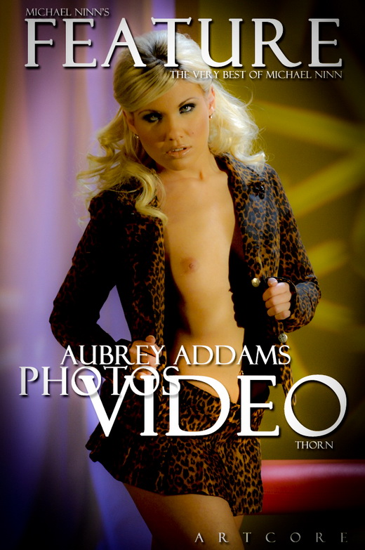 Aubrey Addams - `Features #609` - by Michael Ninn for MICHAELNINN ARCHIVES