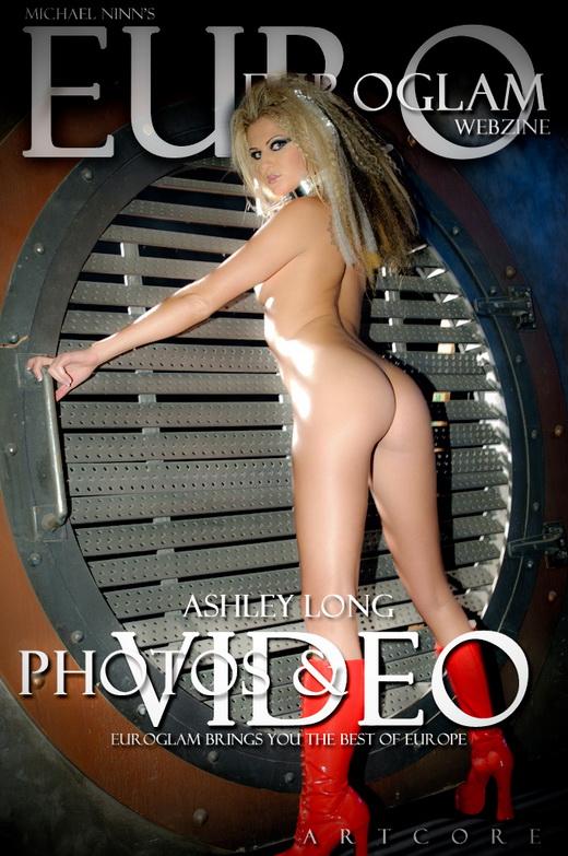 Ashley Long - `EuroGlam #620` - by Michael Ninn for MICHAELNINN ARCHIVES