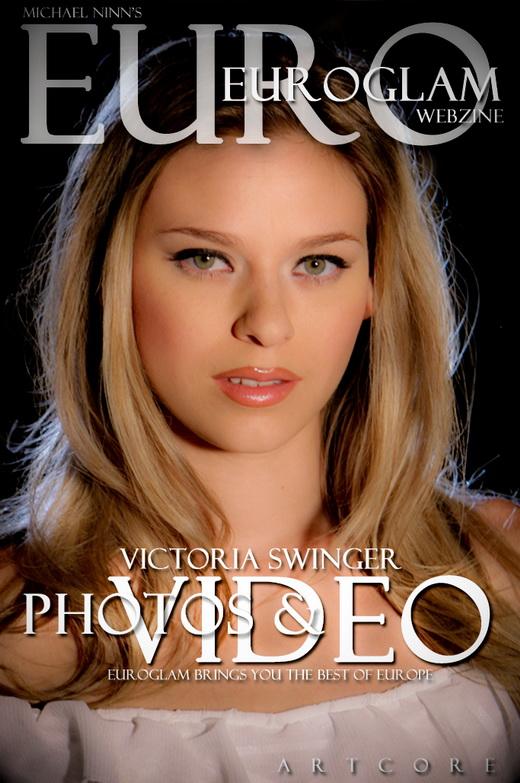 Victoria Swinger - `EuroGlam #671` - by Michael Ninn for MICHAELNINN ARCHIVES