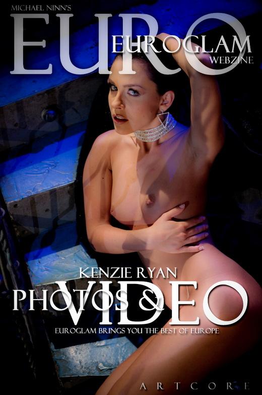 Kenzie Ryan - `EuroGlam #682` - by Michael Ninn for MICHAELNINN ARCHIVES