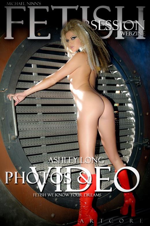 Ashley Long - `Fetish #718` - by Michael Ninn for MICHAELNINN ARCHIVES