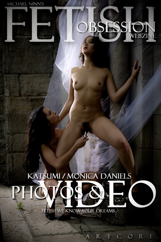 Katsumi & Monica Daniels - `Fetish #771` - by Michael Ninn for MICHAELNINN ARCHIVES