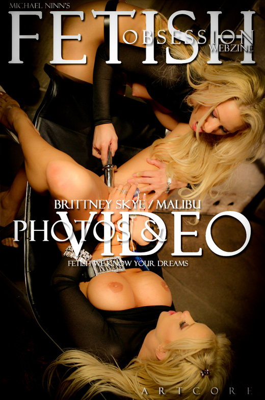 Brittney Skye & Malibu - `Fetish #779` - by Michael Ninn for MICHAELNINN ARCHIVES