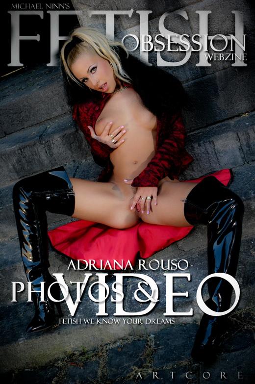Adriana Rouso & Audrey Hollander & Nikki Blond - `Fetish #785` - by Michael Ninn for MICHAELNINN ARCHIVES