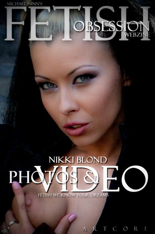 Adriana Rouso & Audrey Hollander & Nikki Blond - `Fetish #787` - by Michael Ninn for MICHAELNINN ARCHIVES