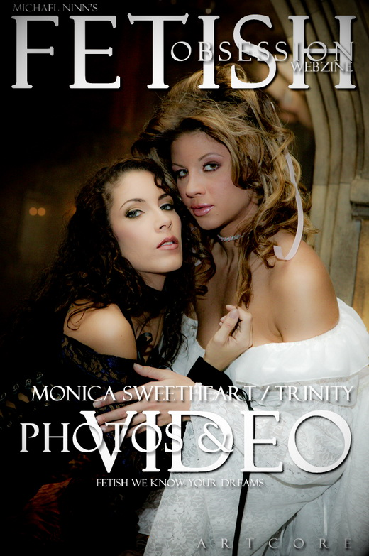 Monica Sweetheart & Trinity - `Fetish #793` - by Michael Ninn for MICHAELNINN ARCHIVES