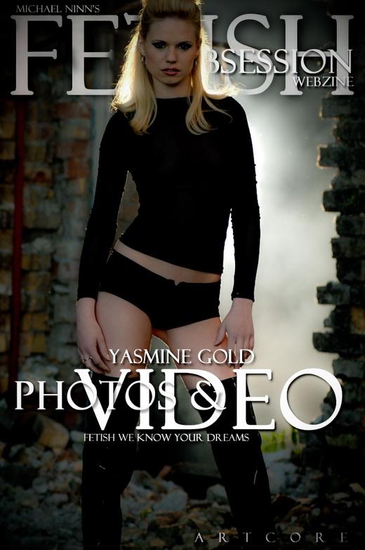 Caroline Defale & Yasmine Gold - `Fetish #801` - by Michael Ninn for MICHAELNINN ARCHIVES