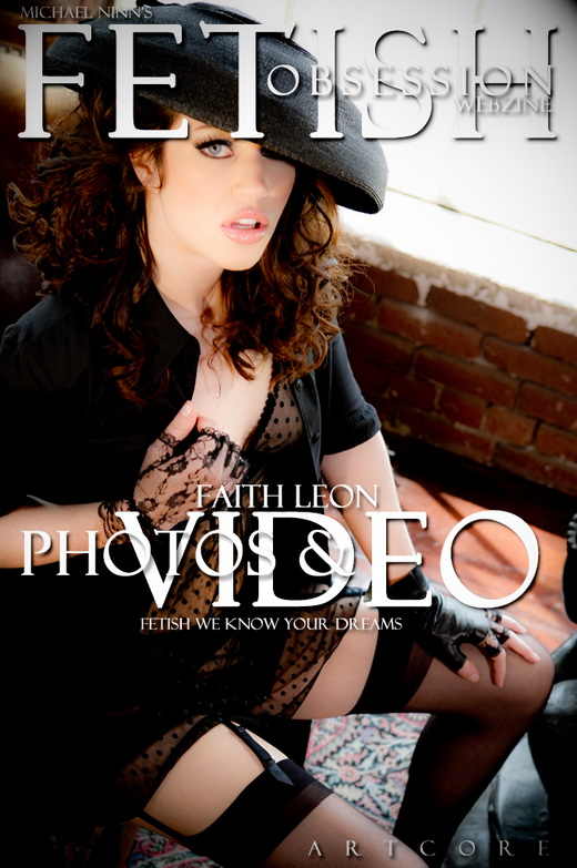 Faith Leon - `Fetish #810` - by Michael Ninn for MICHAELNINN ARCHIVES