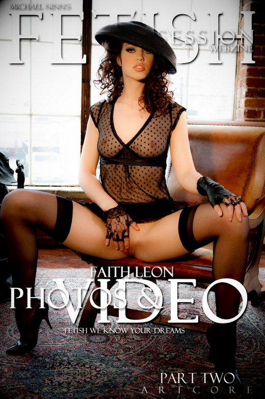 Faith Leon - `Fetish #811` - by Michael Ninn for MICHAELNINN ARCHIVES