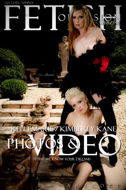 Kellemarie & Kimberly Kane - `Fetish #828` - by Michael Ninn for MICHAELNINN ARCHIVES